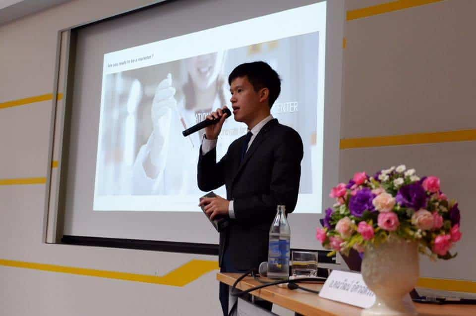 , Special Lecture on Digital Marketing