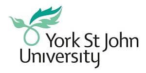 , YORK ST JOHN UNIVERSITY