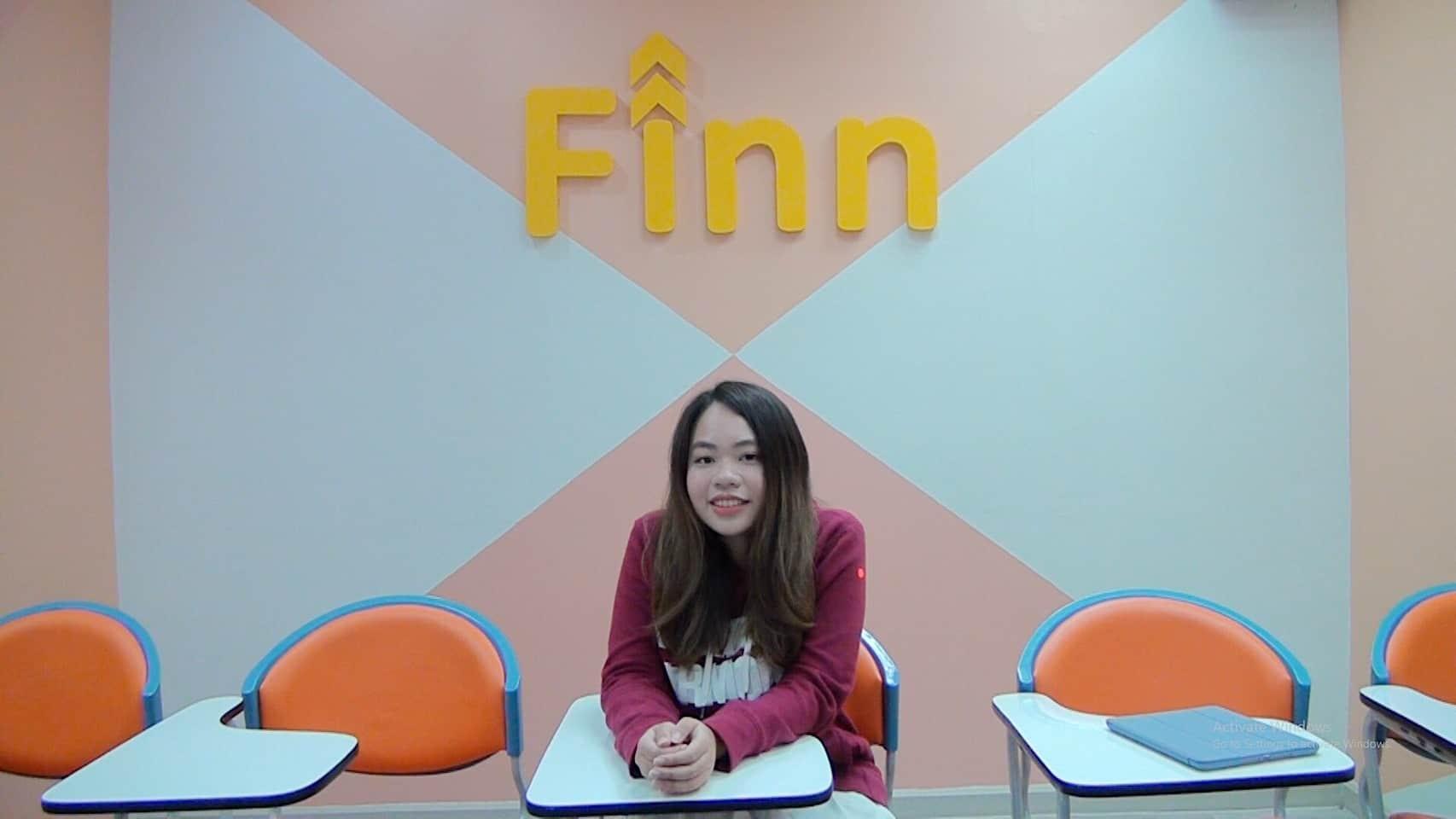 , จากใจเด็กภูเก็ตที่ตัดสินใจมาเรียน Finn