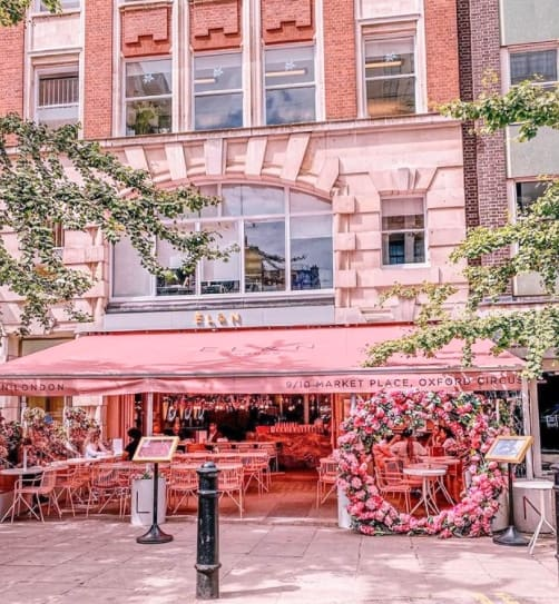 , 8 Instagrammable cafes in London
