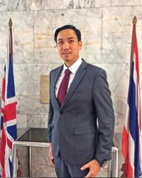 , MR. Phanthachak Wongprecha